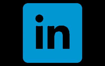 We're on LinkedIn!